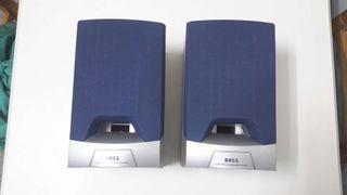 Bass Reflex Speaker System, juego. (ALTAVOCES)