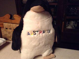Pinguino Australiano