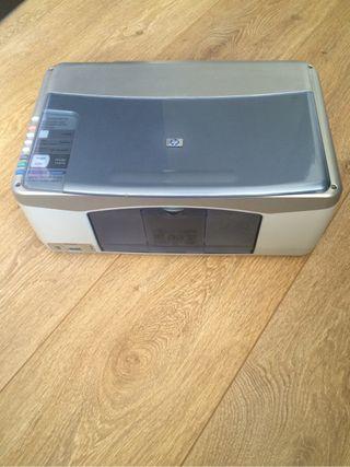 Impresora Escaner Hp all in one
