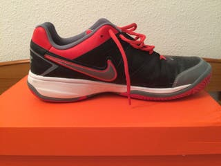 Padel 30 segunda Zapatillas por de mano Nike Pvd47wSq0