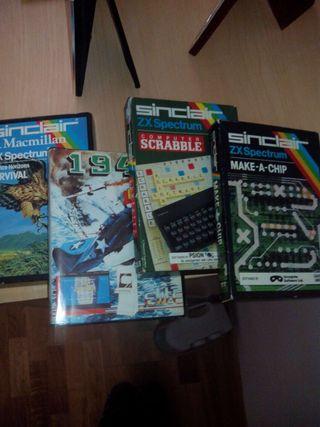 Juegos spectrum de coleccionista