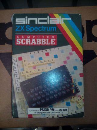 Juego scrabble para spectrum.