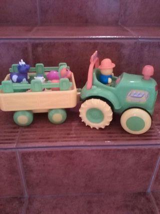 Tractor interactivo