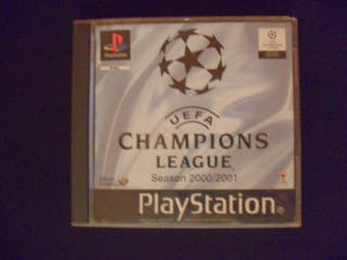 UEFA champions league 2000-2001