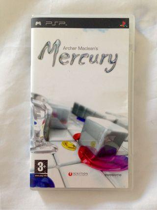 Archer McLean's Mercury PSP