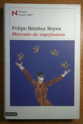"""Libro """"Mercado de espejismos"""""""