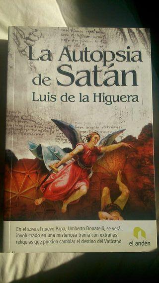 libro la autopsia de satan.