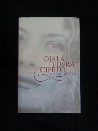 Libro 'Ojala fuera cierto'