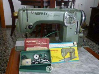 Máquina coser Refrey Transforma