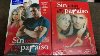 Serie Sin Tetas No Hay Paraíso