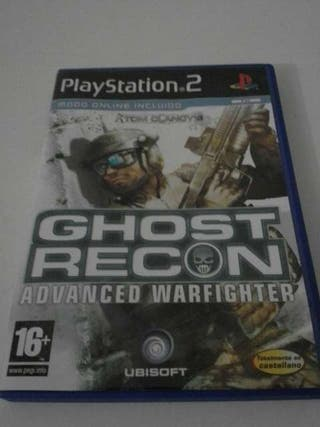 Tom Clancy's Ghost Recon.