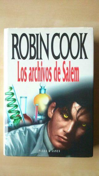 Los archivos de Salem. Robin Cook.