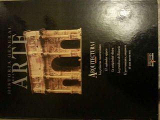 Libro. Historia general del Arte.