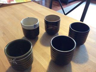 Vasos de Té Japoneses
