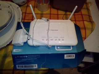 Router wifi movistar