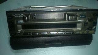 Radio cassette kenwood krc 177r