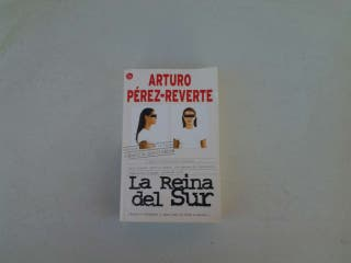 Libro Arturo Perez Reverte