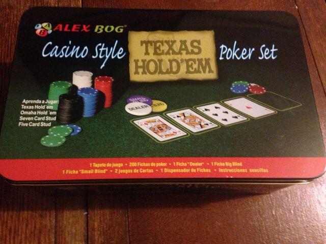 Completo Kit De Poker Nuevo