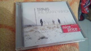 "CD Travis ""The man who"""