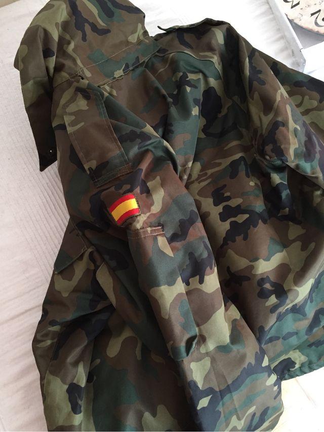 completamente elegante construcción racional lista nueva Chaqueta Militar Ejercito Español Nueva de segunda mano por ...