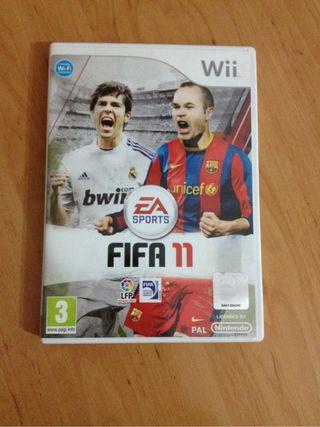 Fifa 11 Para Wii