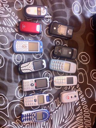 Se Venden Lote De Moviles Y HTC
