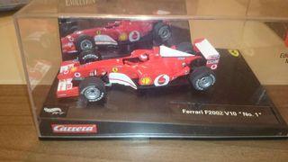 Ferrari F2002 v10 no. 1 Carrera (Scalextric)
