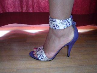 Sandalia de fiesta NUEVAS