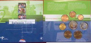 SET DE EUROS DE HOLANDA 2003
