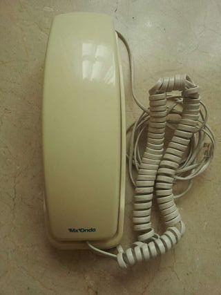 Telefono con cable MX ONDA