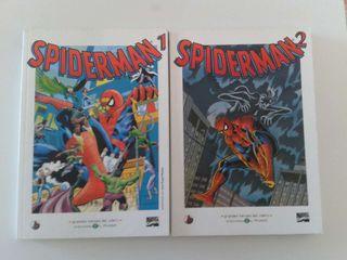 Comics SPIDERMAN : Tomos 1-2