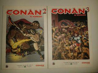Comics CONAN: nºs : 2-3