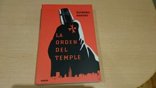 Libro La orden del Temple