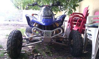 Quads GasGas 300cc 2t (vendo o cambio por cross)