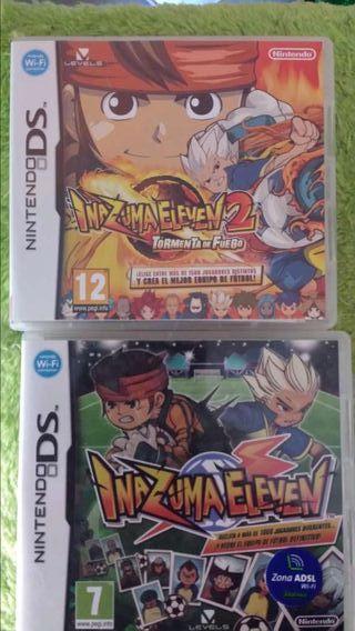 Inazuma eleven 1 y 2