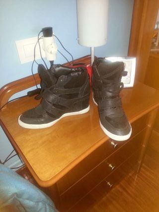 Botas Sneakers,Nuevas.