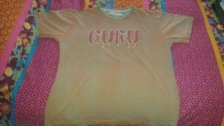 Camiseta chico L