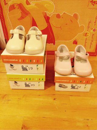 Zapatos Piel De Niño/a NUEVOS