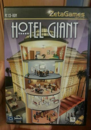 Juego PC Hotel Giant