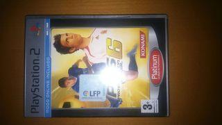 PES 06 para PS2