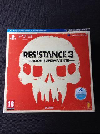 Resistance Ps3 Edición Superviviente