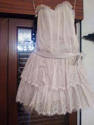 Vestido corto, de NAFNAF
