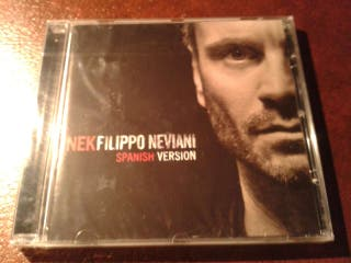 Cd Nuevo Nek Spanish Version