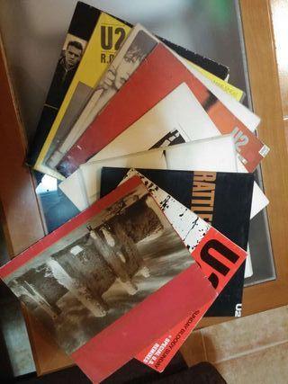 Coleccion discos U2