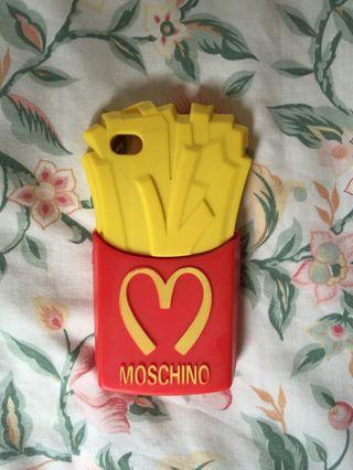 Funda Moschino Iphone 4 Original