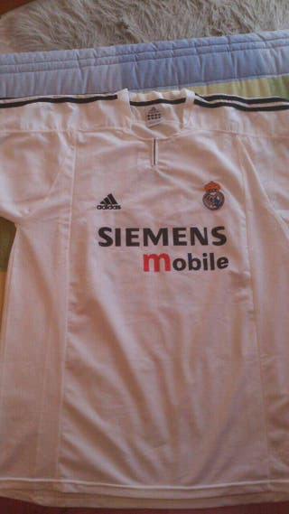 Camiseta R.madrid Beckhan 23