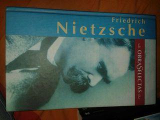 Obras selectas. Friedrich Nietzsche