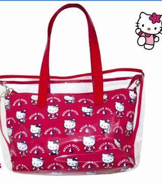 Bolso + Neceser Hello Kitty