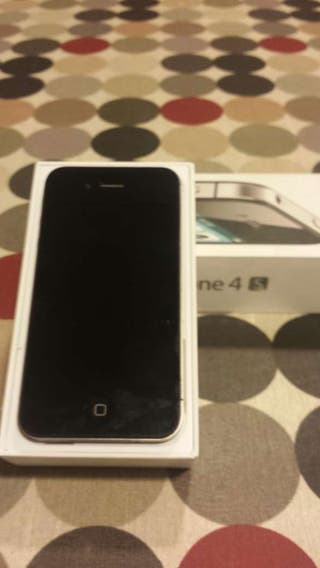 Iphone 4s 16 gb libre