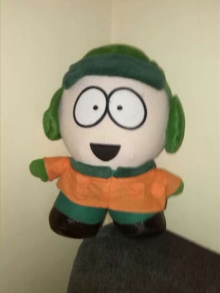Peluche Kyle de la serie South Park.